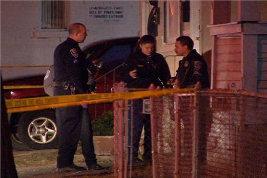 Woman Arrested for Stabbing Death on Evergreen Street